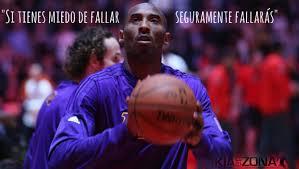 Si tienes miedo de fallar, seguramente fallarás