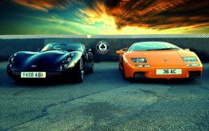 autos deportivos fotos