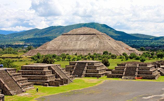 10 lugares historicos del estado de mexico , para visitar