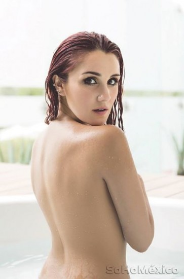 dulce maria desnuda