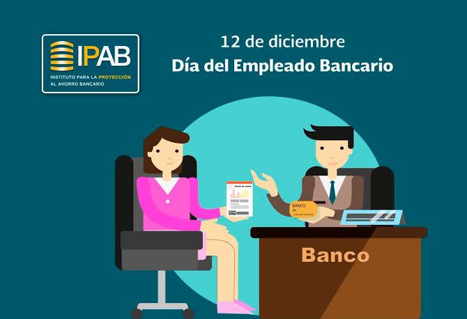 Dia del banquero en Mexico