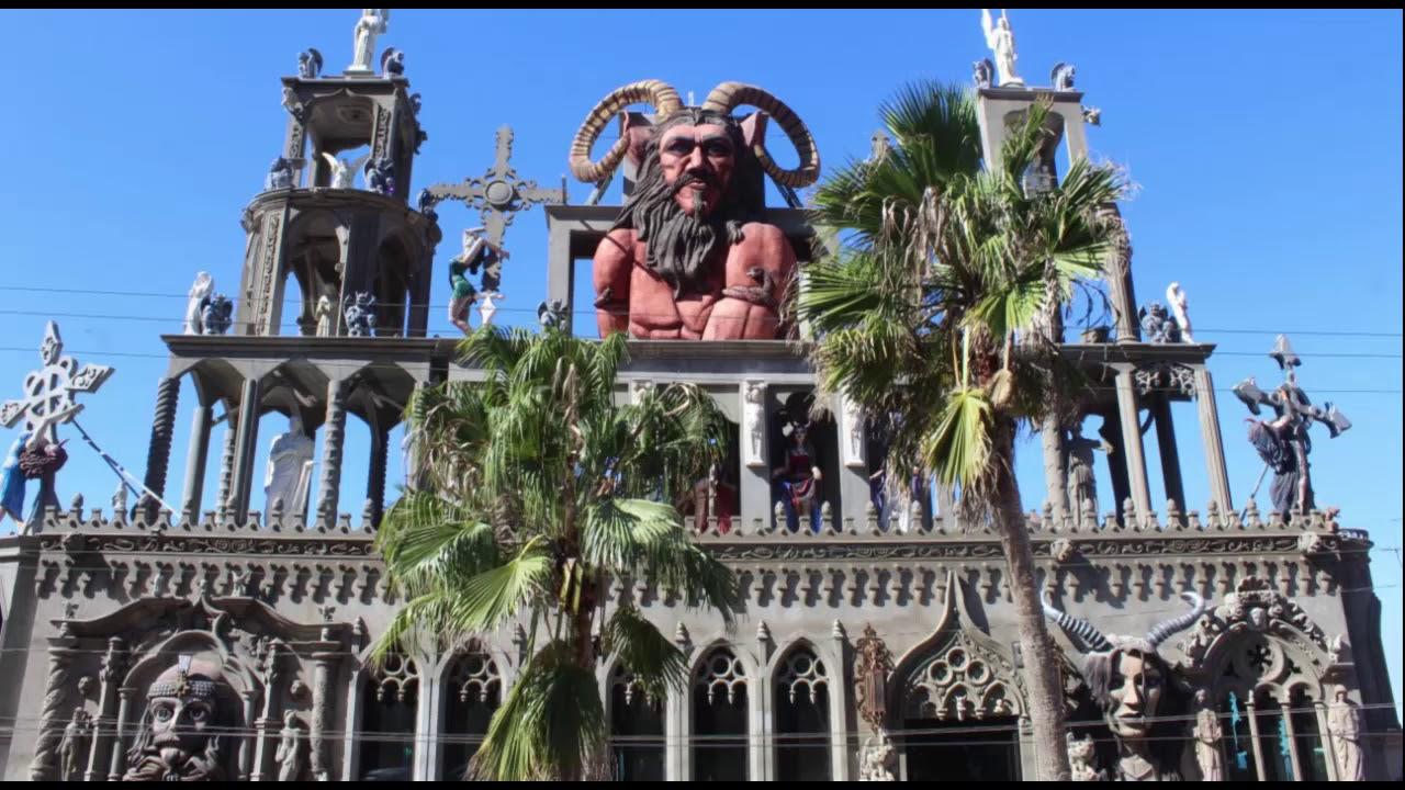 Conoce el macabro Castillo del Diablo en Baja California