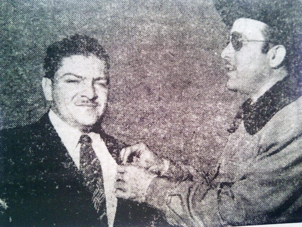 José Alfredo y Pedro Infante, figuras importantes de México ayer y hoy.