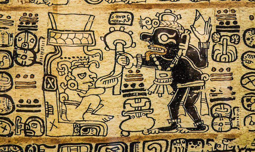 El alfabeto Maya: como se expresaba esta gran cultura