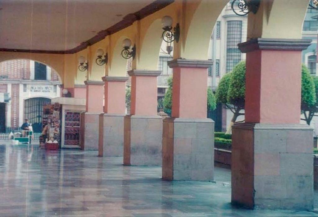 189 años de los Portales de Toluca, Emblema de la Capital Mexiquense
